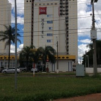 Photo taken at ibis São Carlos by Jazeel O. on 3/2/2013