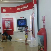 Photo taken at CAC Claro Mega Plaza by Yazmin on 2/19/2016