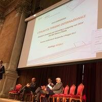 5/5/2017 tarihinde andrea c.ziyaretçi tarafından Auditorium Santa Margherita'de çekilen fotoğraf