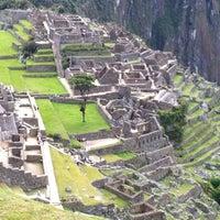 Foto scattata a Machu Picchu da Waldecir d. il 5/2/2013