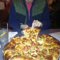 Photo taken at Vincents Pizza by Brandon K. on 2/16/2013