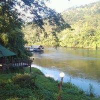 Photo taken at Erawan National Park by A F. on 12/9/2012