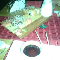 Photo taken at SUSHI CLUB by Clau P. on 12/5/2013