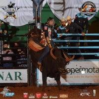 Photo taken at Beira Rio by Eugenio J. on 9/12/2015