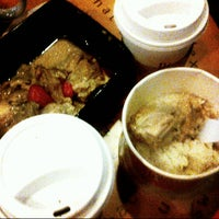 Photo taken at Starbucks Coffee by Mela R. on 10/4/2012