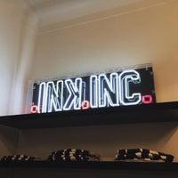 Foto tomada en INK INC por Eduardo M. el 2/16/2016