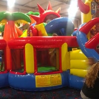 Photo taken at Fun Factor by Mally M. on 11/17/2012