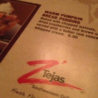Photo taken at Z'Tejas Mexican Restaurant and Grill by Christopher K. on 1/23/2013