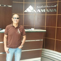 Photo taken at Amana Ras Al Khaimah by Christopher G. on 7/3/2014