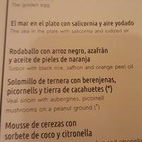 Снимок сделан в Adrian Quetglas restaurante пользователем Mauricio K. 6/6/2017