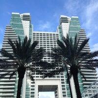 Photo taken at Diplomat Resort & Spa by Larry P. on 9/5/2013