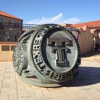 Photo taken at TTU - McKenzie-Merket Alumni Center by Michael K. on 12/13/2013