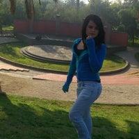 Photo taken at Parque Violeta Parra by Jorge P. on 6/24/2012