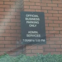 Photo taken at Administrative Services by Kevin F. on 6/11/2014