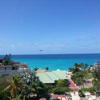 Photo taken at Sonesta Maho Beach Resort & Casino by Matt R. on 5/12/2013