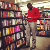 Photo taken at Barnes & Noble by Dwreck I. on 11/21/2012