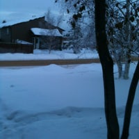 Photo taken at Thickwood Heights by Jonathan R. on 12/29/2012