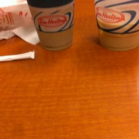 Photo taken at Tim Hortons by Jonathan R. on 7/28/2013