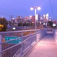 Photo taken at Greyhound Bus Terminal by Jonathan R. on 9/11/2013