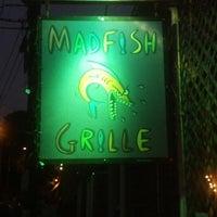 Photo taken at Madfish Grille by Mindy J. on 7/14/2013