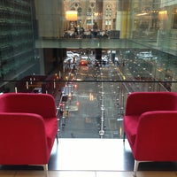 Photo taken at Hilton Sydney by jon a. on 7/22/2013