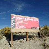 Photo taken at Island Buffalo Grill by jon a. on 9/29/2013