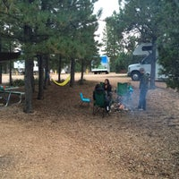 Photo taken at Ruby's Inn Campground by jon a. on 10/12/2015