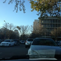 Photo taken at Juror Parking by Stephen M. on 2/14/2013