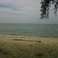 Photo taken at Cherating by Firdaus R. on 5/31/2014