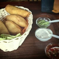 Photo taken at Empanada Tropical by Mr D. on 8/9/2014