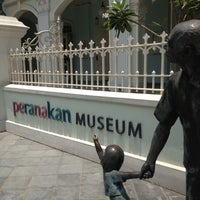 Photo taken at Peranakan Museum by Daniel L. on 3/23/2013