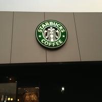 Photo taken at Starbucks by Afrah S. on 4/3/2013