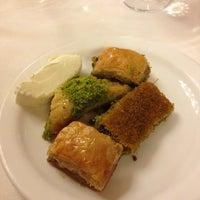 4/20/2013 tarihinde Emel S.ziyaretçi tarafından Baklavacı Hacıbaba'de çekilen fotoğraf
