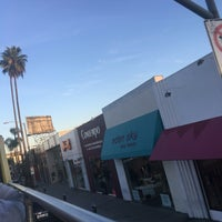 Photo taken at Melrose Avenue Shopping by Sheryl M. on 11/23/2016