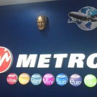 Photo taken at Metro Turizm by Onur F. on 7/30/2014