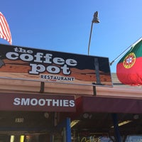 Photo taken at The Coffee Pot by Brian M. on 10/11/2014