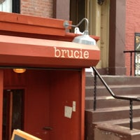 Photo taken at Brucie by Brian M. on 9/20/2012