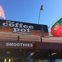 Photo taken at The Coffee Pot by Brian M. on 10/6/2014