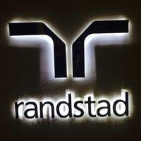 Photo taken at Randstad by Semih Erdem S. on 8/21/2014