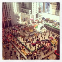 Photo taken at The LEGO Store by Eric E. on 5/26/2013