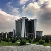 Photo taken at Площадь Независимости | Mustaqillik Maydoni by Maxim on 11/20/2012
