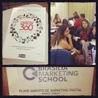 Foto tirada no(a) Brasilia Marketing School (BMS) por Rodrigo G. em 9/27/2014