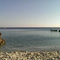 Photo taken at Galifos by Vasilis K. on 7/24/2013