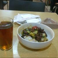 Photo taken at Rice Bowl by Imral W. on 1/22/2013