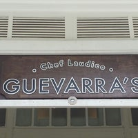 Photo taken at Chef Laudico Guevarra's by Edwin R. on 6/16/2013