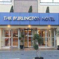 Photo taken at Clayton Hotel - Burlington Road by Denis B. on 11/13/2012