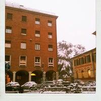 Photo taken at Piazza Puntoni by Sandy R. on 2/22/2013