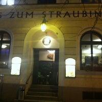 Photo taken at Wirtshaus zum Straubinger by Sabine R. on 2/18/2013