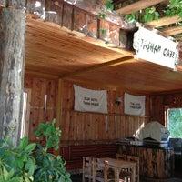 Photo taken at Tashan Cafe by Borowin on 8/25/2013