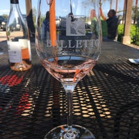 Photo taken at Balletto Vineyards & Winery by Falguni B. on 4/9/2017